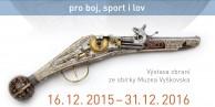 Zbraně pro boj, sport i lov